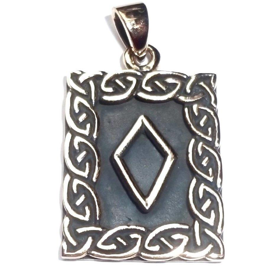 Amulett Rune, Inguz-2