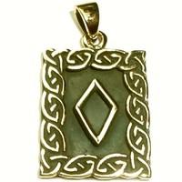 thumb-Amulett Rune, Inguz-1