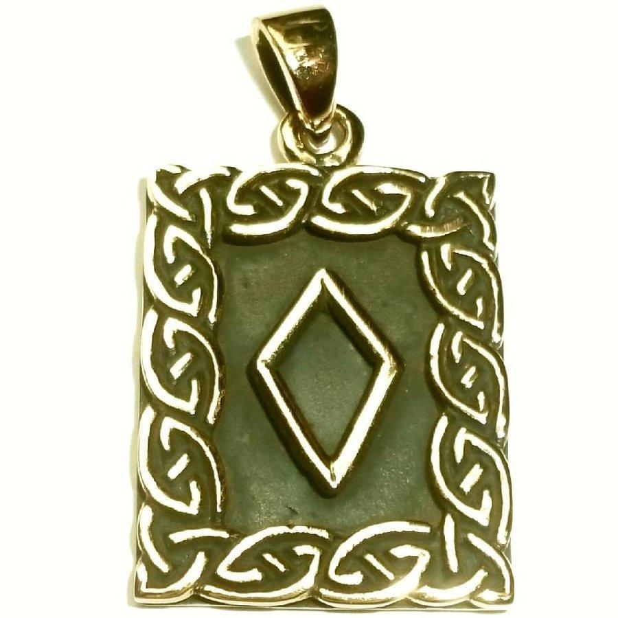Amulett Rune, Inguz-1