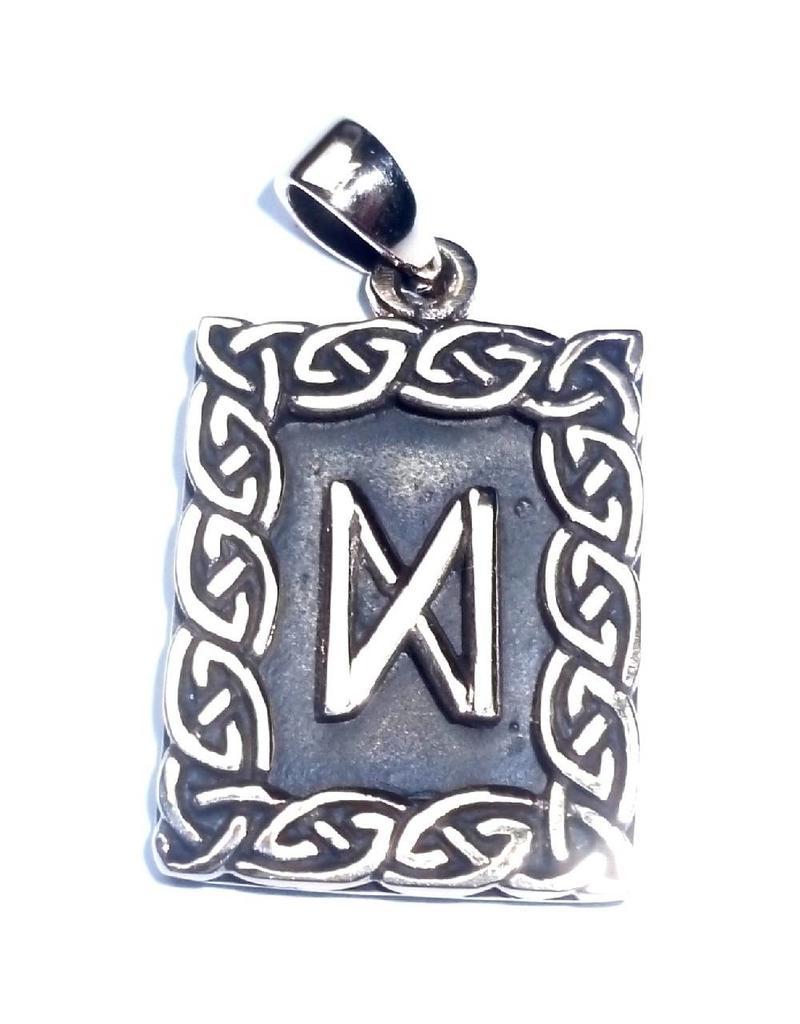 Runen Amulett Rune, Dagaz Anhänger