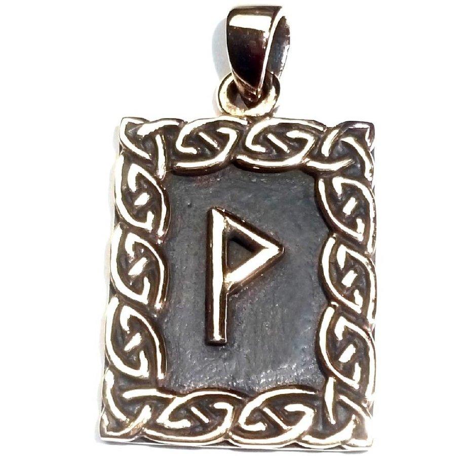 Amulett Rune, Wunjo-2