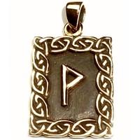 thumb-Amulett Rune, Wunjo-1