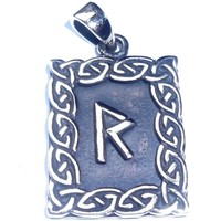 thumb-Amulett Rune, Raido-2