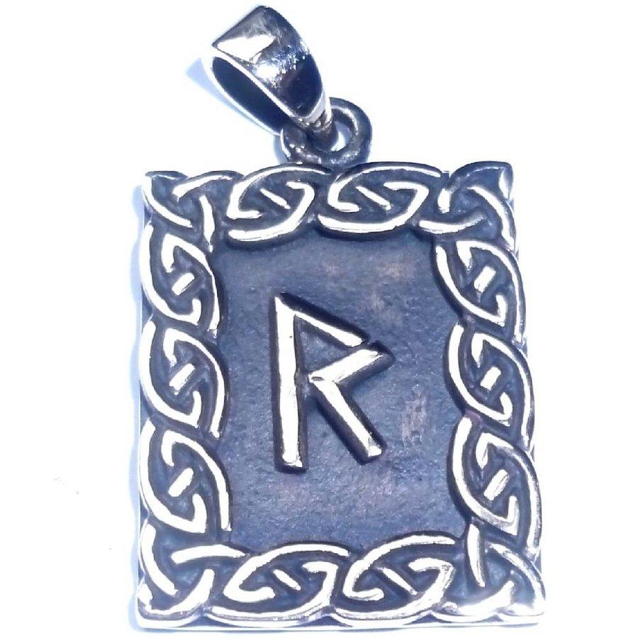 Amulett Rune, Raido-2