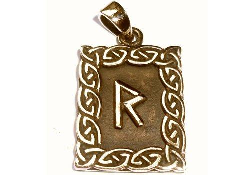 Raido Rune, Amulett