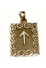 Amulett Rune, Tiwaz