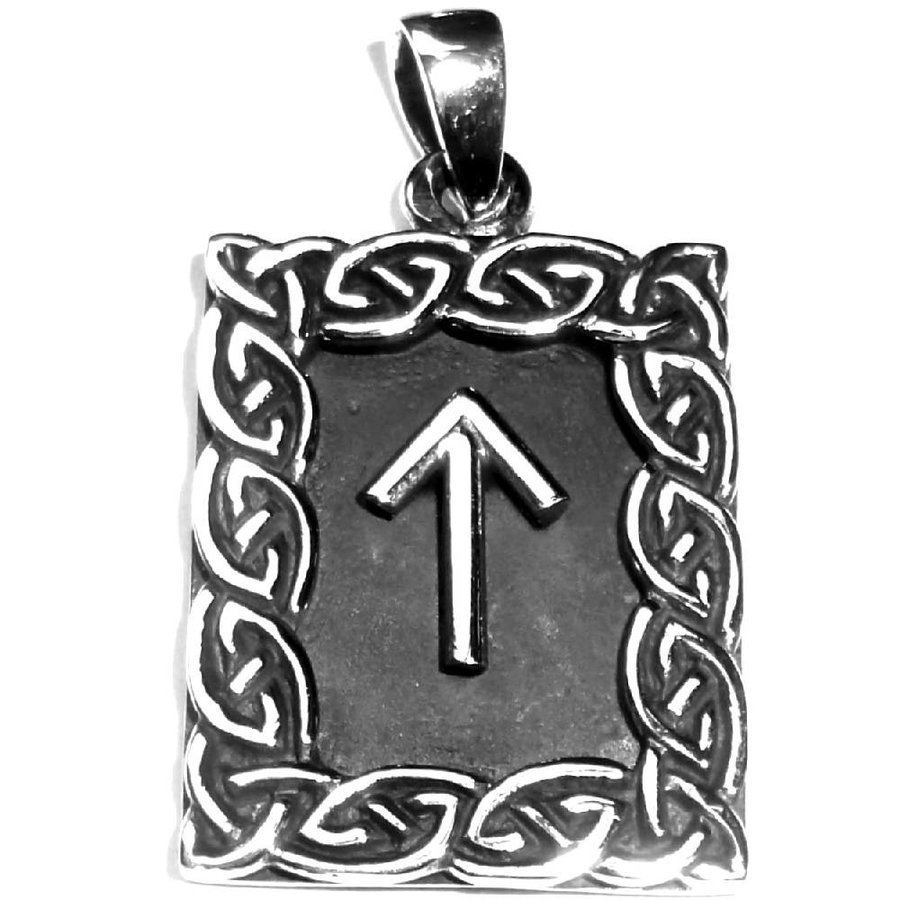 Amulett Rune, Tiwaz-3