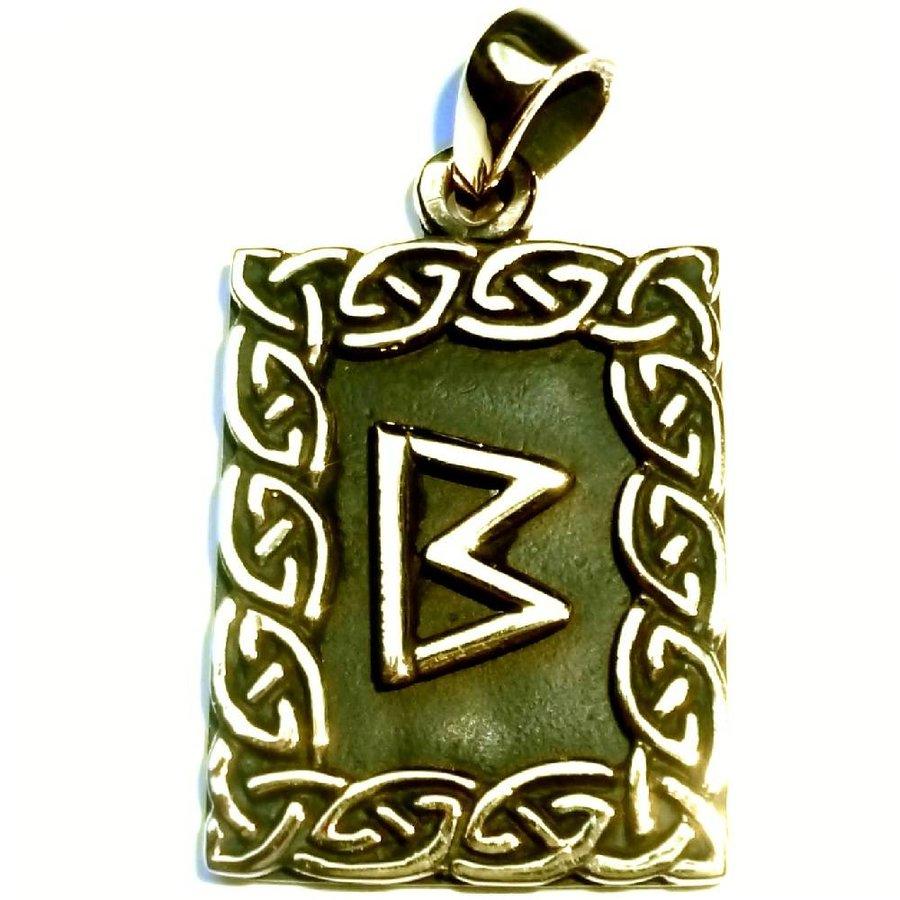 Amulett Rune, Berkana-2
