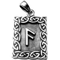 thumb-Amulett Rune, Ansuz-3