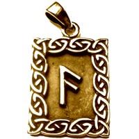 thumb-Amulett Rune, Ansuz-1