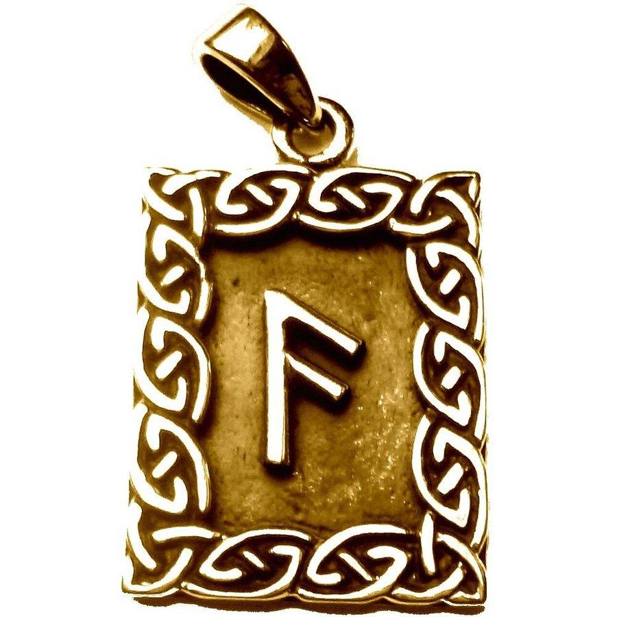 Amulett Rune, Ansuz-1