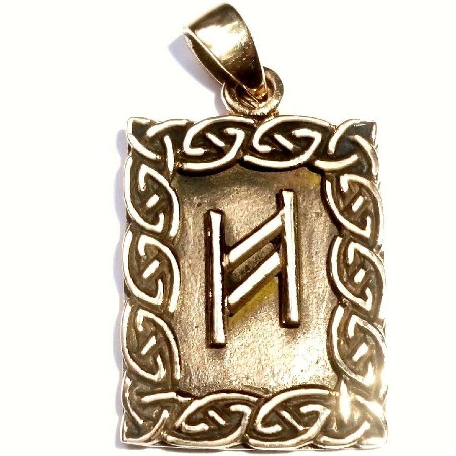 Amulett Rune, Hagalaz-1