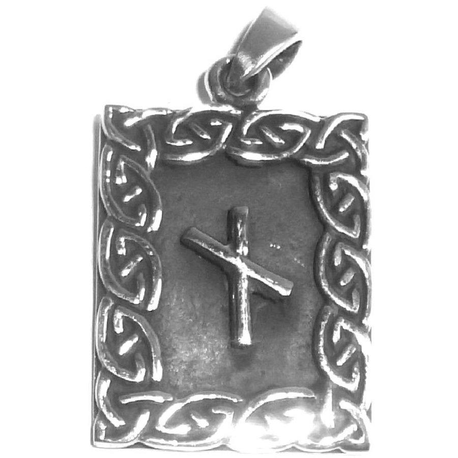 Amulett Rune, Naudiz-3