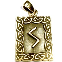thumb-Amulett Rune, Sowilo-1