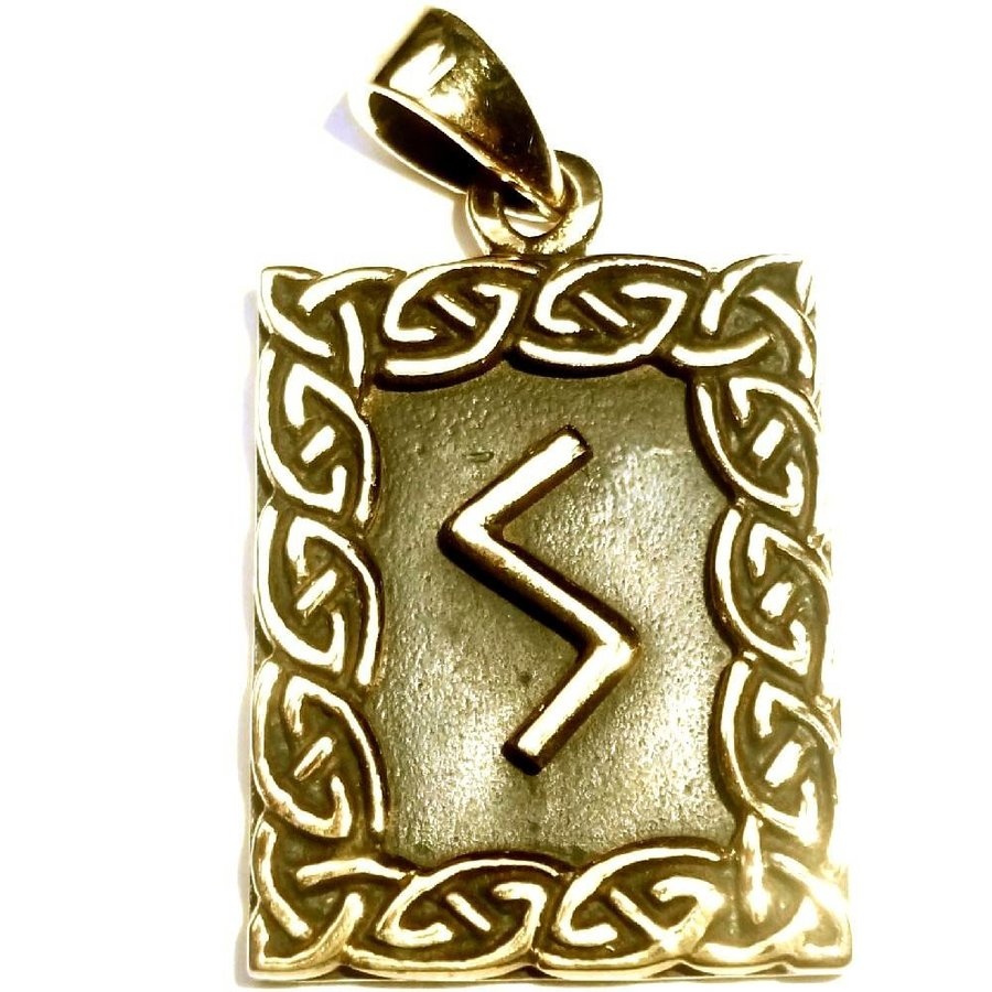 Amulett Rune, Sowilo-1