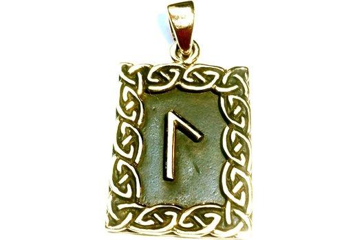 Laguz Runenamulett