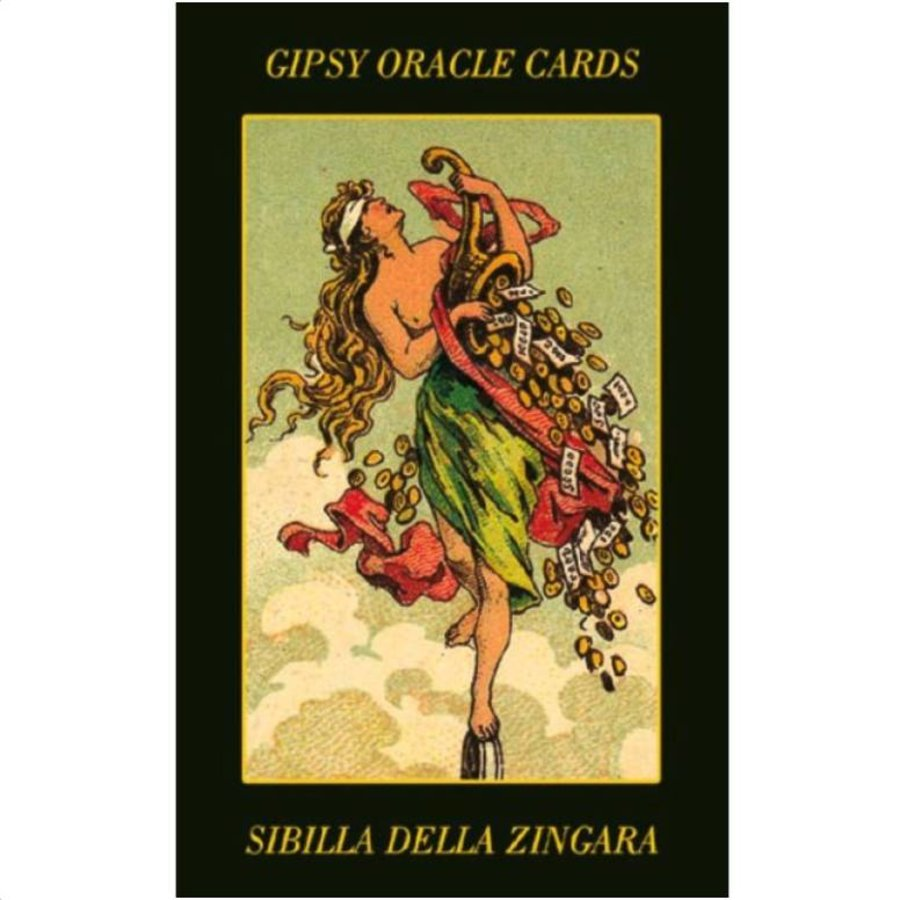 Gypsy Oracle Cards-1
