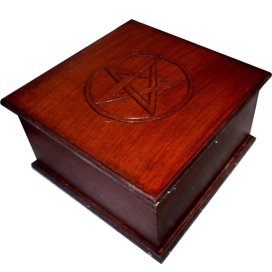 Holzkasten für den Altar-2