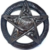 thumb-Pentagramm, geschnitzt, klein-2