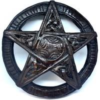 thumb-Pentagramm, geschnitzt, klein-1