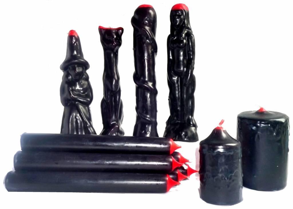 N E U : Reversible Kerzen jetzt auch als Katze oder Schlangenkerze