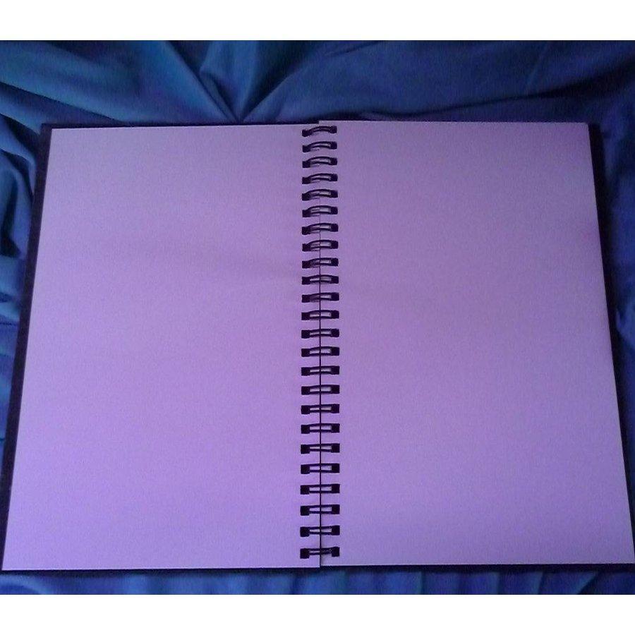 Buch der Schatten mit Pentagramm, klein-3
