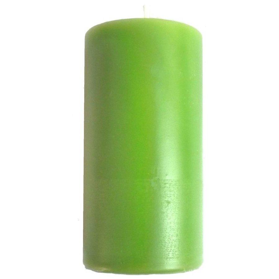 Durchgefärbte Stumpenkerzen - Mittelgroß-5