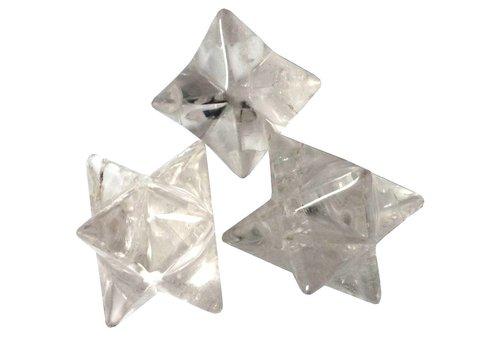 Bergkristall Merkaba