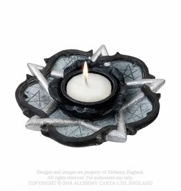 Alchemy Teelichthalter - Rose Of Otrolanus