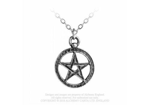Dante's Hex Pentagramm Anhänger
