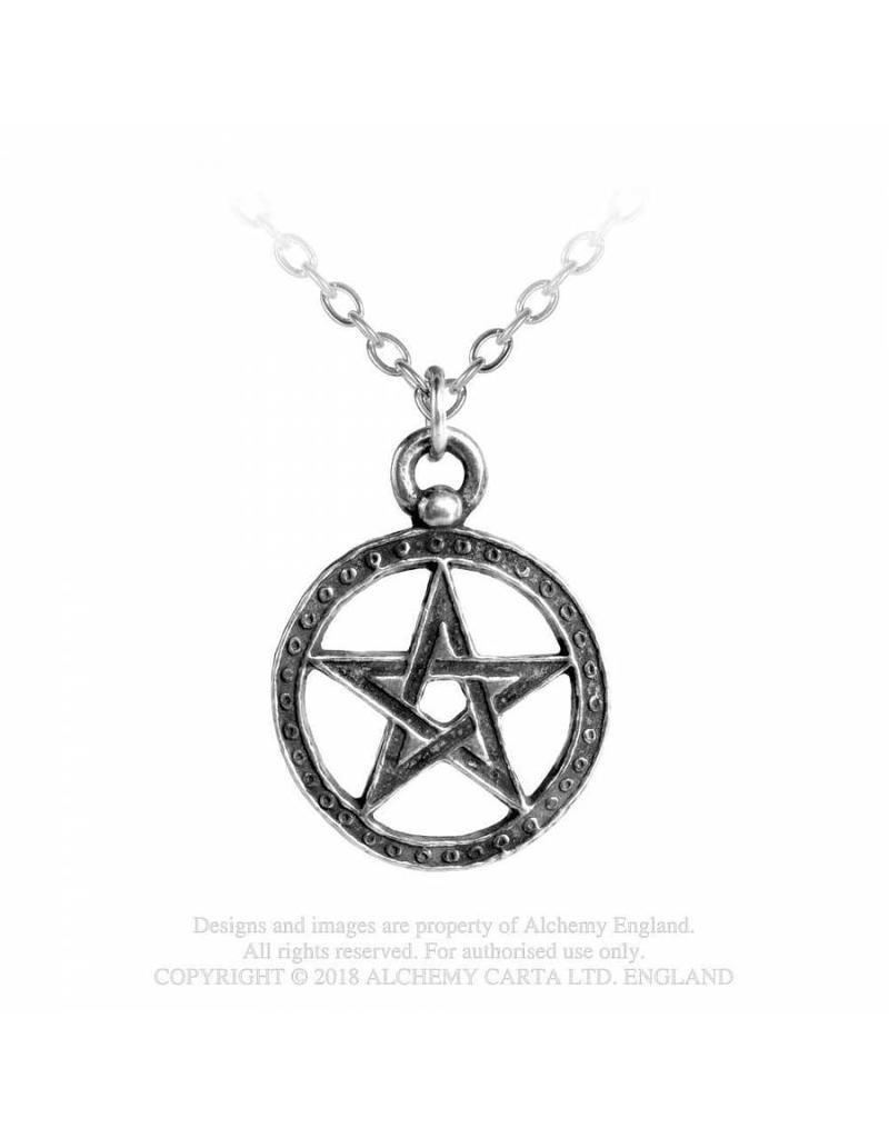 Alchemy Kettenanhänger Dante's Hex aus Zinn