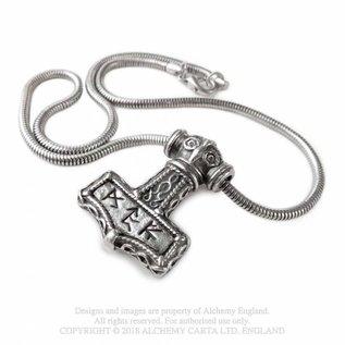 Alchemy Thors Hammer aus Zinn in 2 Varianten