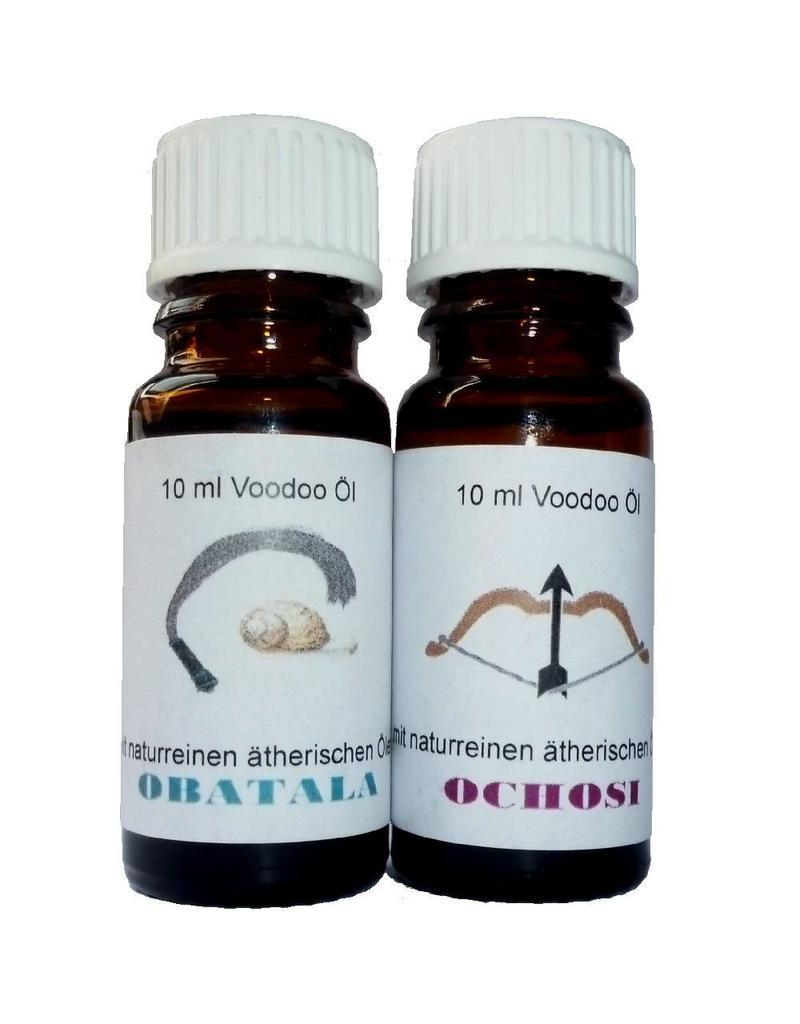 Voodoo Santería Ätherische Öle