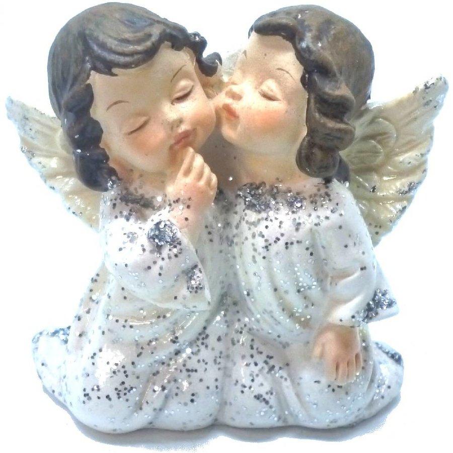 2 Engelpaare kniend und flüsternd-3