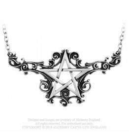 Alchemy N E U : Baroque Pentagramm Talismanik