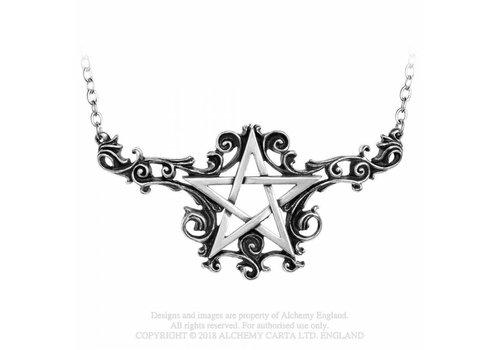 Baroque Pentagramm Talismanik