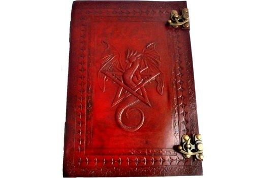 Buch der Schatten Pentagramm Drache
