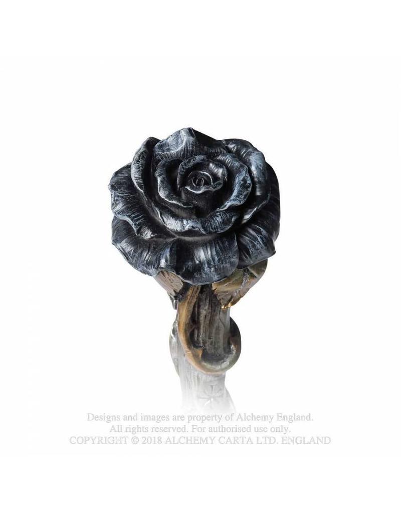 Alchemy Black Rose Wand