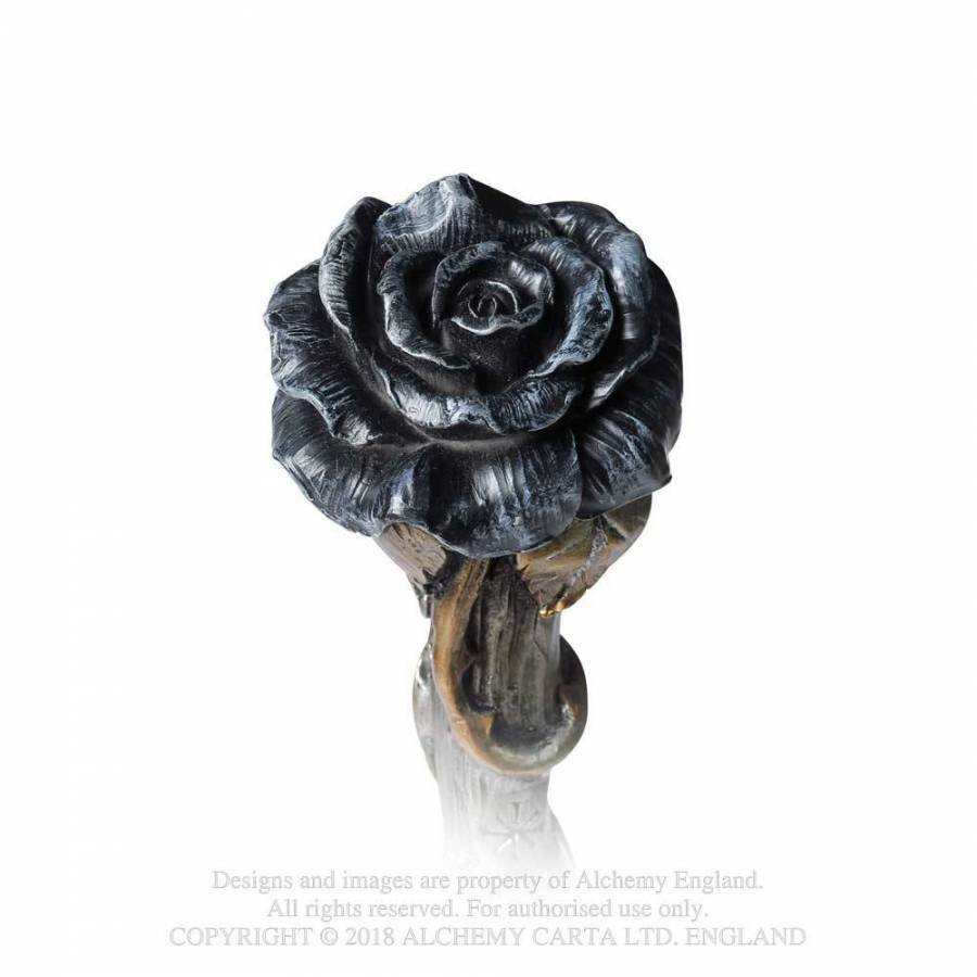 Black Rose Wand-1
