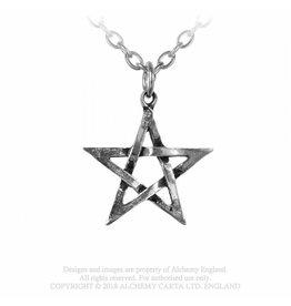 Alchemy Pentagramm Anhänger