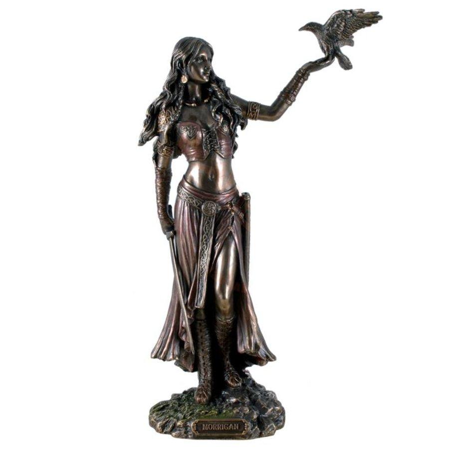 Keltische Göttin der Geburt, der Schlacht und des Todes-2