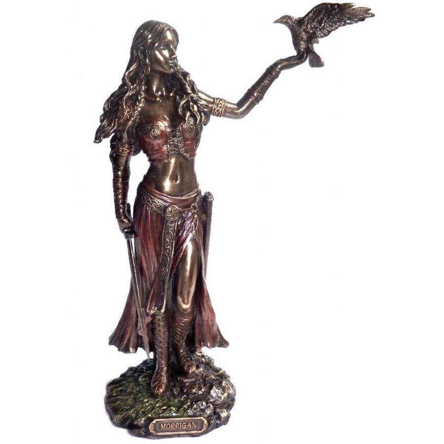 Keltische Göttin der Geburt, der Schlacht und des Todes-1