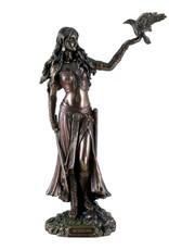 Keltische Göttin der Geburt, der Schlacht und des Todes