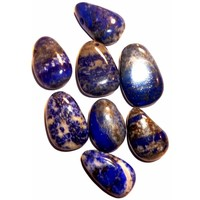 thumb-Edelstein Anhänger Lapis Lazuli-1