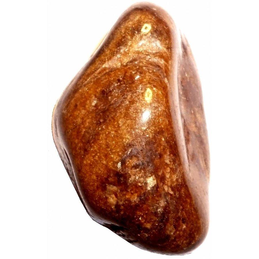 Bronzit Heilstein Edelstein-2