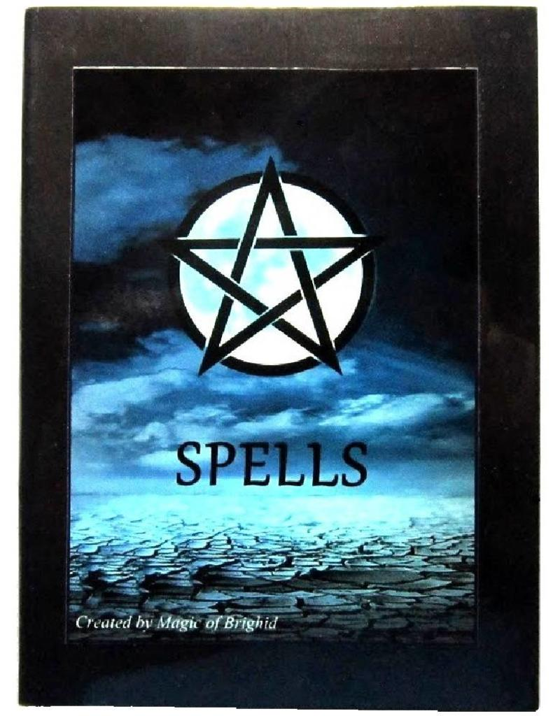 Spell Book A 6