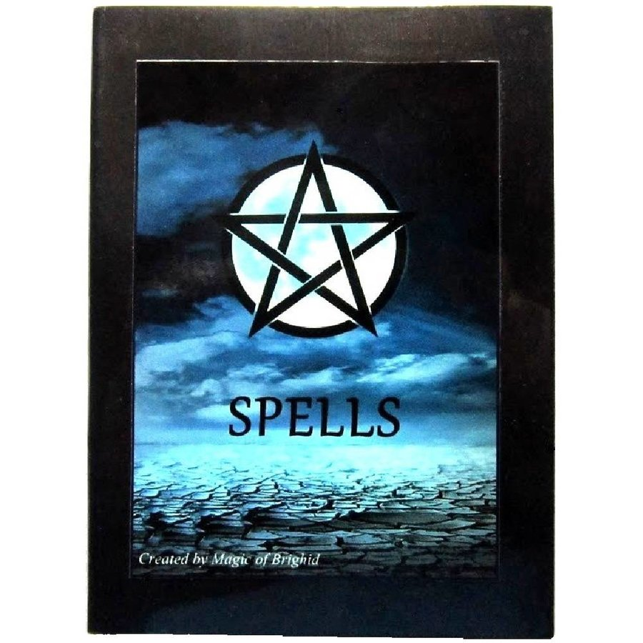 Spell Book A 6-3