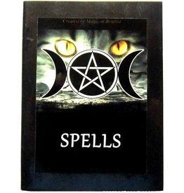 Buch für Zaubersprüche Din A 6