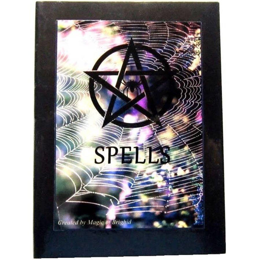 Spell Book A 6-4