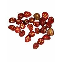 thumb-Runenset aus  Rotem Jaspis-2